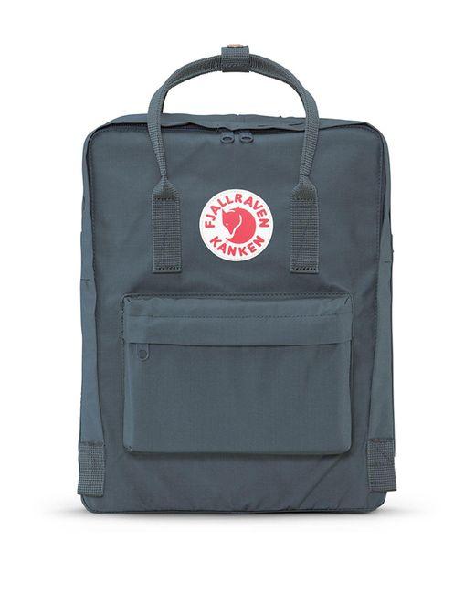 Fjallraven | Blue Classic Kanken Backpack | Lyst