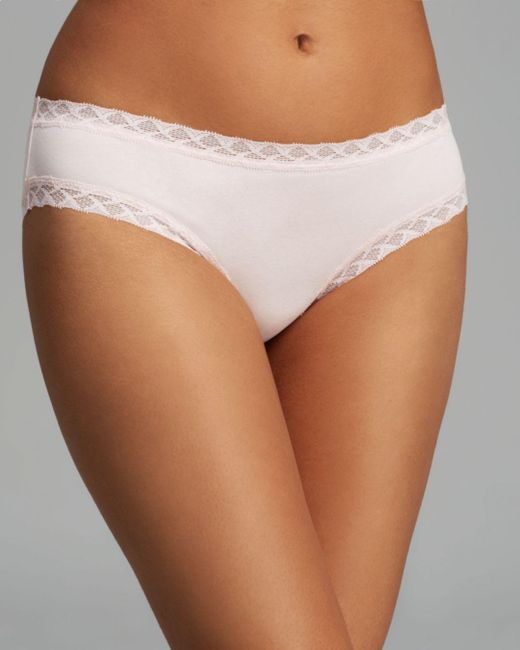 Natori Pink Bliss Girl Briefs