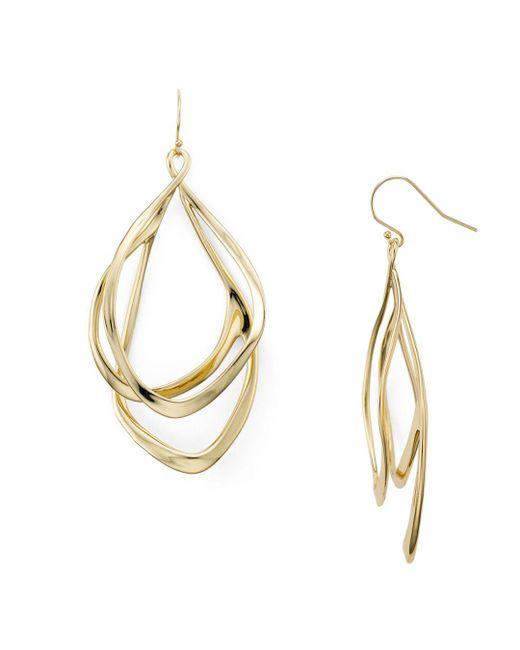 Alexis Bittar - Metallic Wire Orb Earrings - Lyst