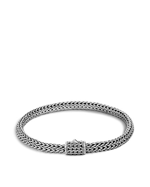 John Hardy | Metallic Classic Chain Sterling Silver Extra Small Bracelet | Lyst