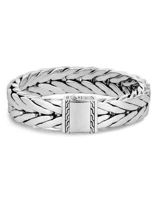 John Hardy Metallic Modern Chain Medium Bracelet for men