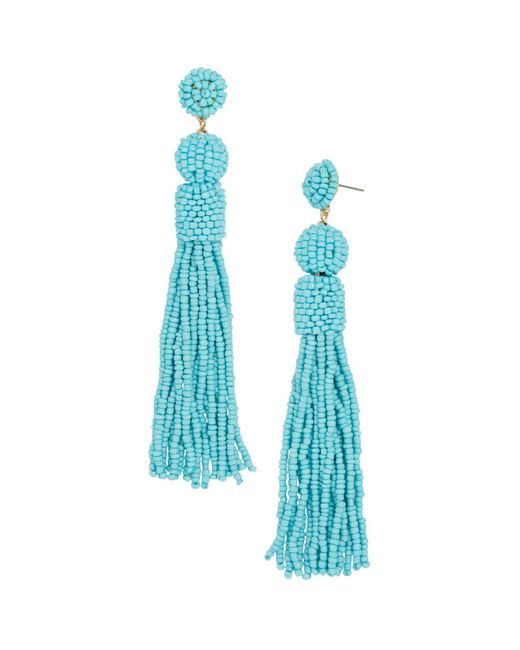BaubleBar - Multicolor Mariachi Tassel Earrings - Lyst