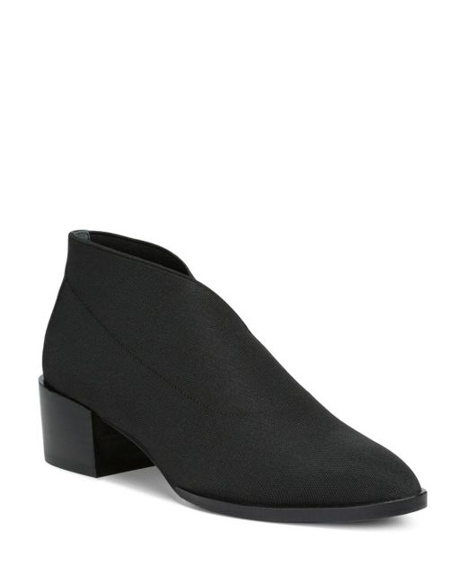 Donald J Pliner - Black Women's Daved Almond Toe Elastic Ankle Booties - Lyst