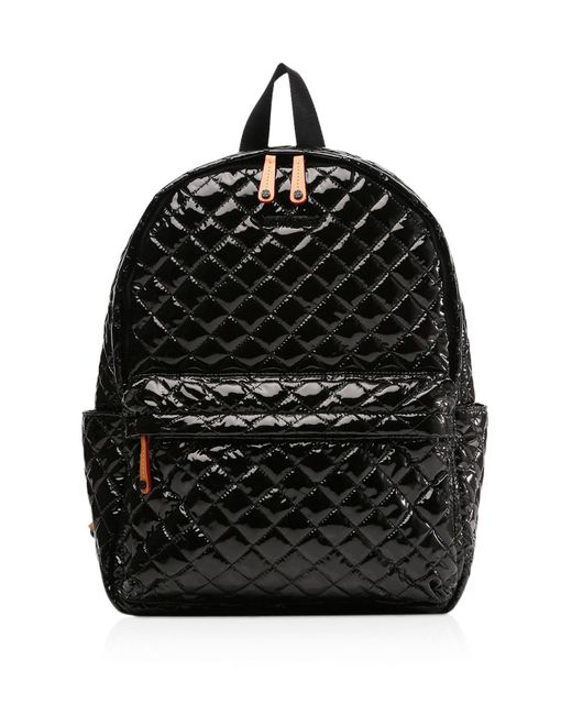 MZ Wallace | Black Metro Backpack | Lyst
