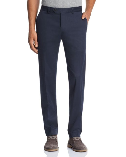 Brooks Brothers - Blue Marco Stretch Chinos for Men - Lyst