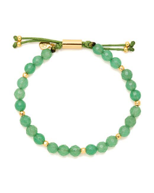 Gorjana   Green Power Beaded Bracelet   Lyst