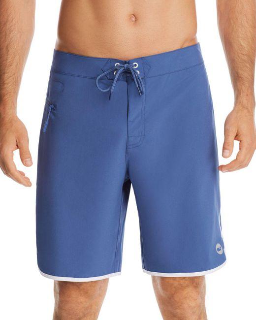 Vineyard Vines - Blue Contrast Board Shorts for Men - Lyst