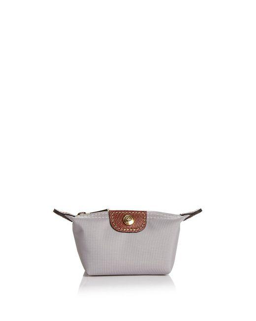 Longchamp | Multicolor Le Pliage Coin Case | Lyst
