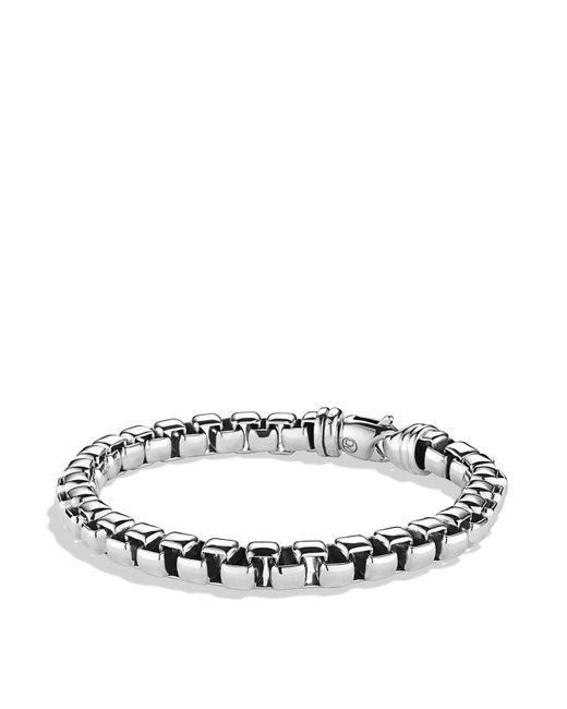 David Yurman - Metallic Extra-large Box Chain Bracelet for Men - Lyst
