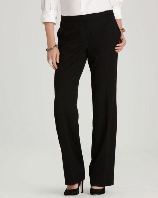 Calvin Klein | Black Madison Pants | Lyst
