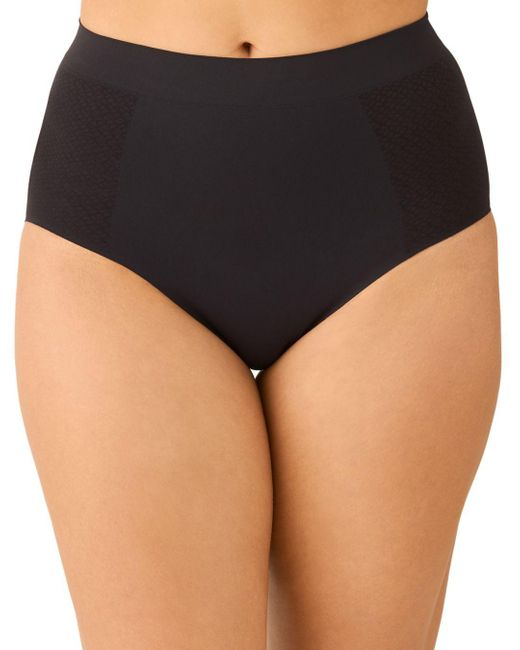 Wacoal Black Keep Your Cool Shaping Briefs