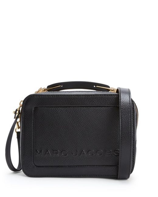 Marc Jacobs Black The Box 20 Crossbody