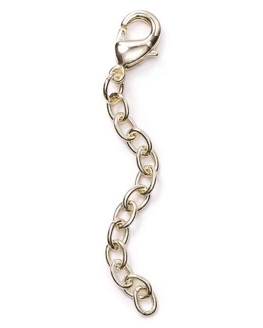 Kendra Scott - Metallic Necklace Extender - Lyst