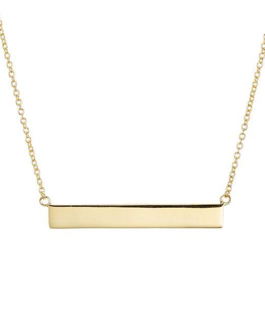Aqua Metallic Sterling Silver Pendant Necklace