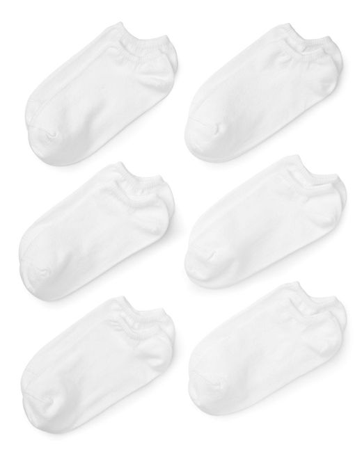 Hue   White Lycra Opaque Tight   Lyst