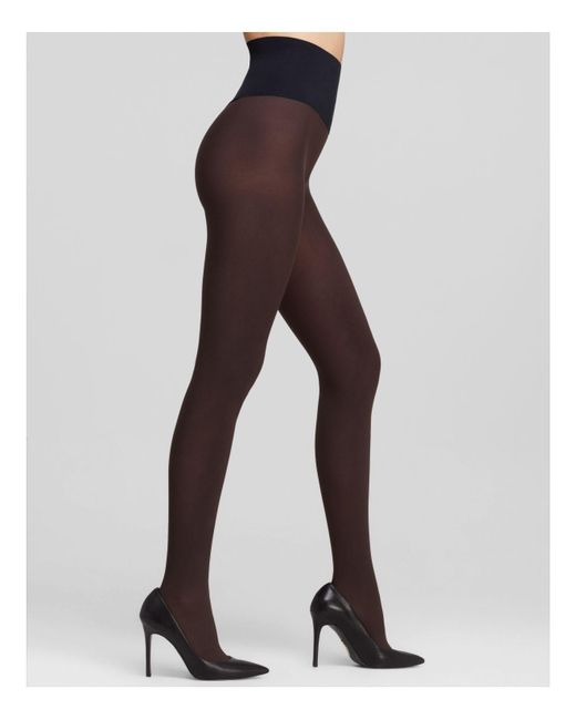 Commando | Brown Ultimate Opaque Tights | Lyst