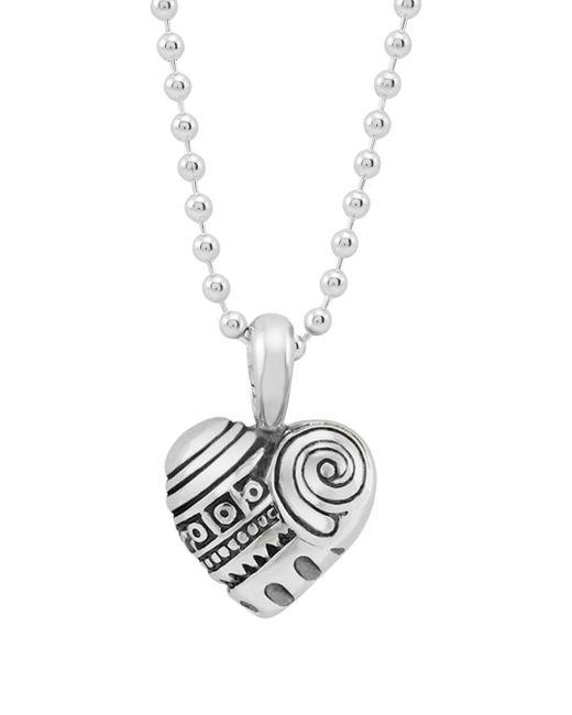 "Lagos Metallic ""heart Of Philadelphia"" Necklace"