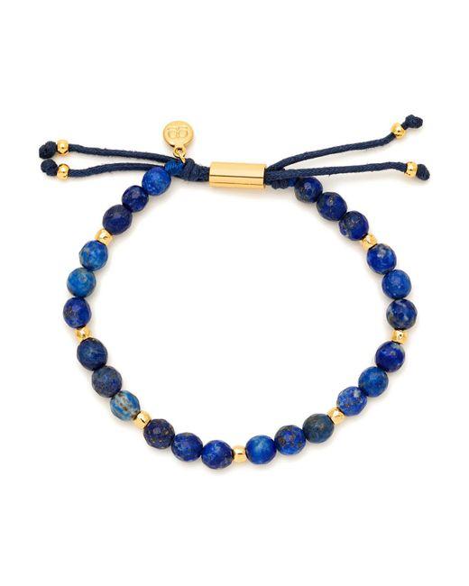 Gorjana - Blue Power Gemstone Beaded Bracelet - Lyst