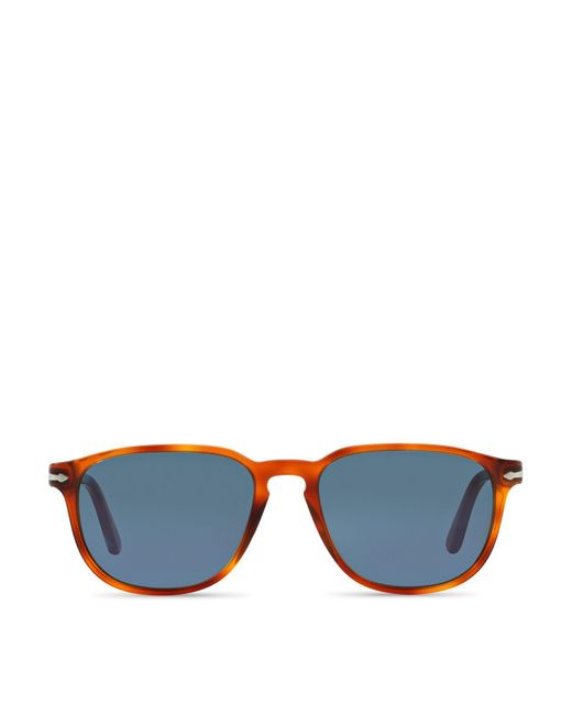 Persol - Blue 55mm - Lyst