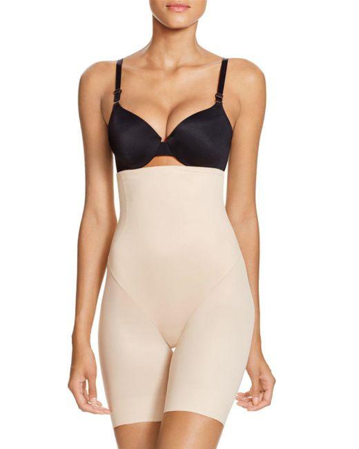 Tc Fine Intimates - Natural Hi-waist Control Shorts #4099 - Lyst