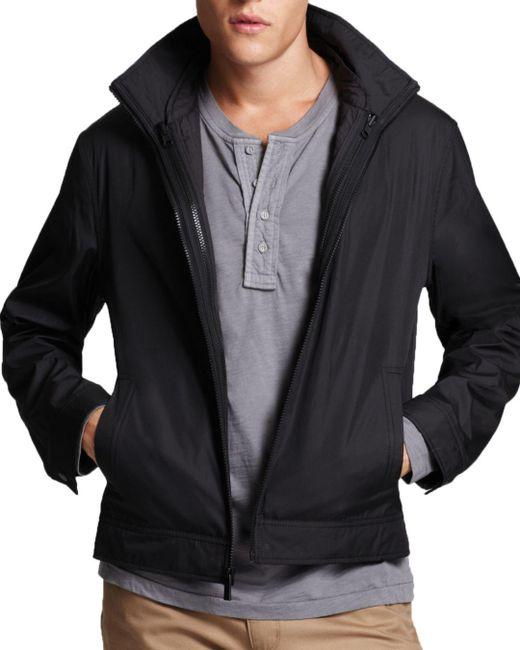 Michael Kors - Black 3-in-1 Track Jacket for Men - Lyst