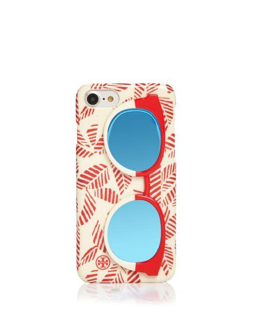 Tory Burch - Multicolor Mirror Sunnies Iphone 7 Case - Lyst