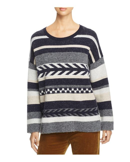 Weekend by Maxmara | Natural Uccio Striped Sweater | Lyst