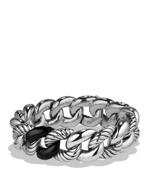 David Yurman - Metallic 'belmont' Curb Link Bracelet - Lyst