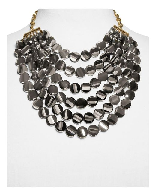 "BaubleBar | Gray 16.5"" | Lyst"
