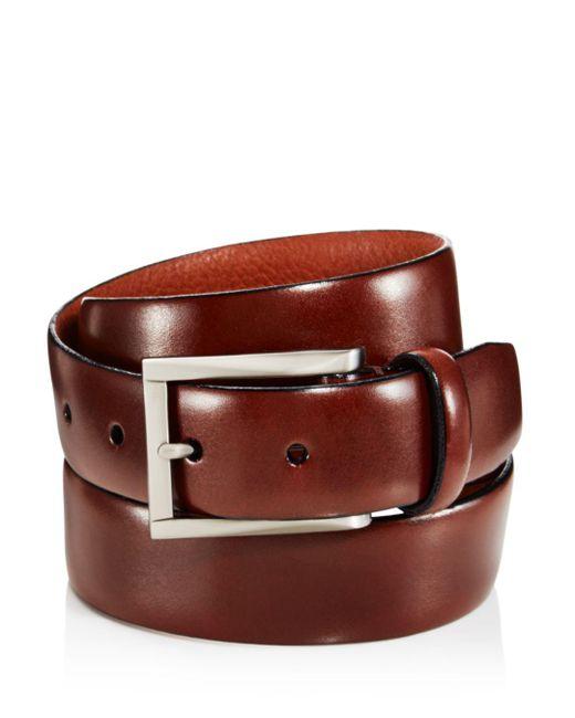 Trafalgar - Brown Marco Leather Belt for Men - Lyst
