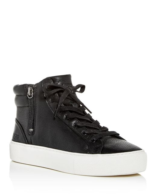 Ugg Black Women's Olli Mid - Top Sneakers