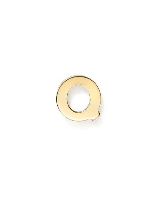 Zoe Chicco - Metallic 14k Yellow Gold Coil Single Earcuff With Diamond - Lyst