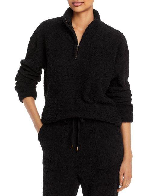 Honeydew Intimates Black Comfort Queen Pullover