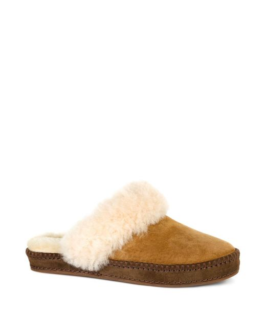 Ugg | Brown Aira Slippers | Lyst
