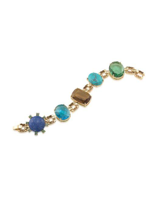 Carolee   Blue Stone Bracelet   Lyst