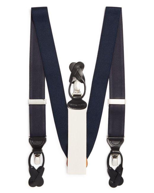 Trafalgar Blue Men's Classic Convertible Stretch Brace for men