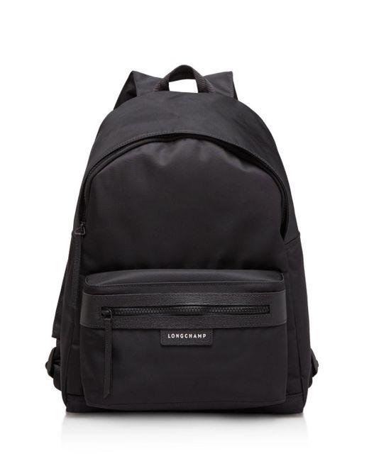 Longchamp - Black Le Pliage Neo Backpack - Lyst