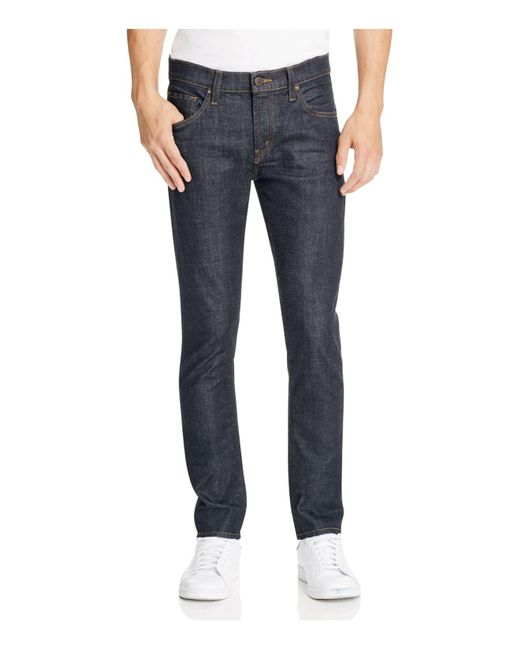 J Brand - Blue Mick Super Slim Fit Jeans In Hood for Men - Lyst