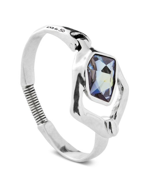 Uno De 50 - Metallic Fresh Bracelet - Lyst