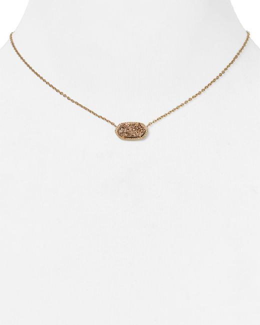 "Kendra Scott - Metallic 15"" - Lyst"