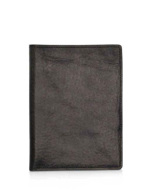 Shinola - Black Passport Wallet - Lyst