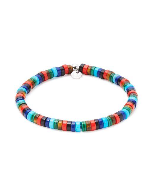 Tateossian   Multicolor Beaded Bracelet   Lyst