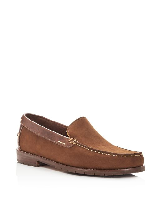 G.H. Bass & Co. | Brown Men's Holmes Loafers for Men | Lyst