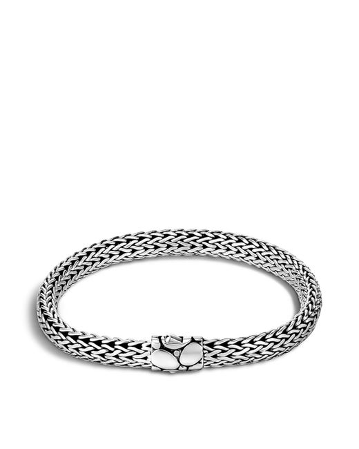 John Hardy | Metallic Small Chain Bracelet With Kali Clasp | Lyst