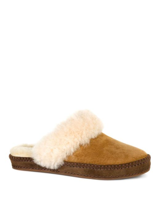 Ugg - Brown Aira Slippers - Lyst
