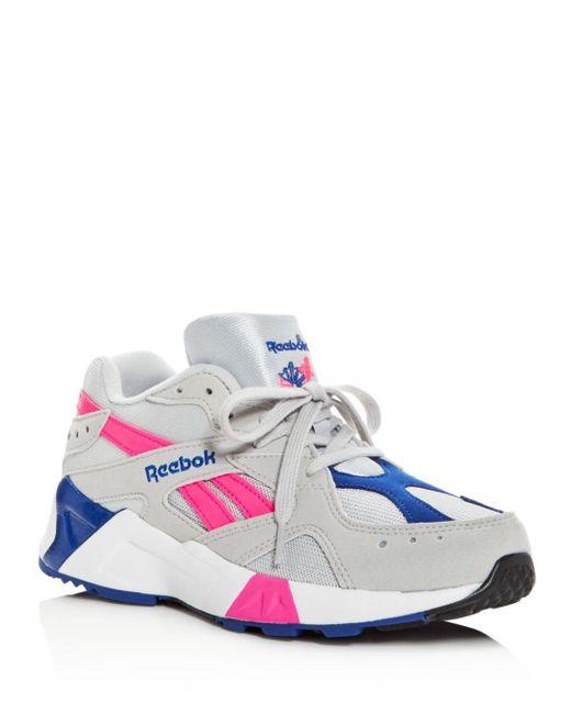 Reebok - Multicolor Women s Aztrek Low-top Sneakers - Lyst ... fdfb58cbc