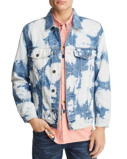 Barney Cools - Blue B. Rigid Denim Jacket for Men - Lyst