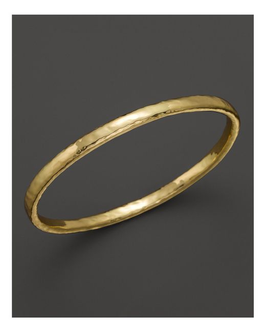 Ippolita | Yellow 18k Gold Glamazon Bangle | Lyst