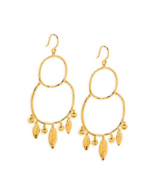 Gorjana | Metallic Eliza Chandelier Earrings | Lyst
