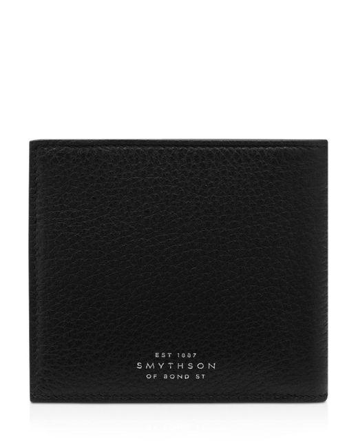 Smythson - Black 6cc Note Case for Men - Lyst